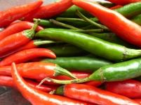 Foto van Thaise chillies