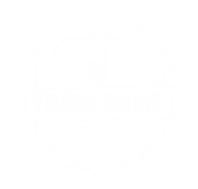 Thai@home logo white