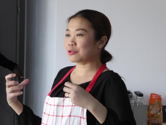 Foto van Thaise chef