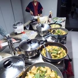 Foto van Thais buffet