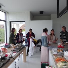 Foto van living voor Thaise kookworkshop