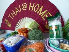 Foto van Thaise ingrediënten
