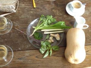 Foto van ingrediënten voor Thais koken