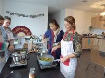 Foto van Thaise kookworkshop