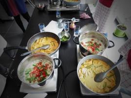 Foto van Thaise kookles Oost-Vlaanderen