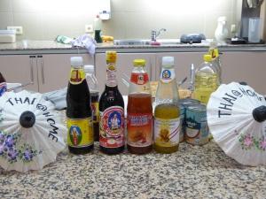 Foto van Thaise sauzen