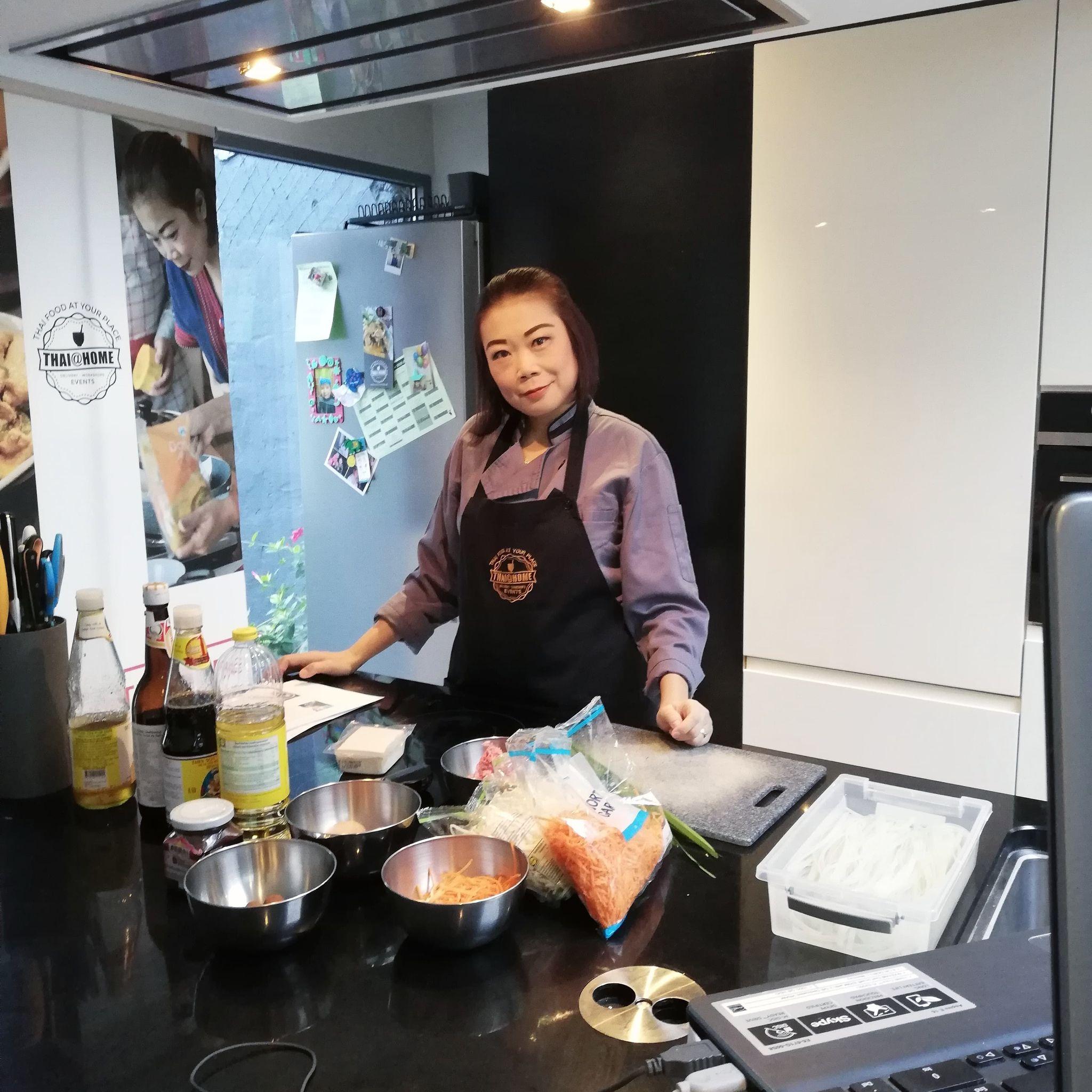 Online Thaise kookles